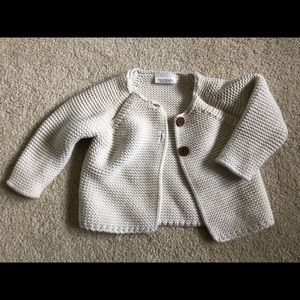 Next baby sweater